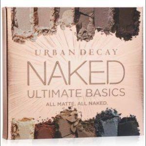 BNIB Urban Decay Naked Ultimate Basics Palette